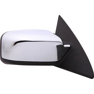 LINCOLN MKZ DOOR MIRROR RIGHT PWR HTD (W/MEMORY)(W/LAMP)(W/CHR CVR)W/O BLIS OEM#6H6Z17682B-PFM 2010 PL#FO1321322