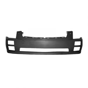 CADILLAC STS/STS-V FRONT BUMPER COVER PRIMED (STS)(W/O HEAD/LAMP Washer) **CAPA** OEM#12335935 2005-2007 PL#GM1000756C