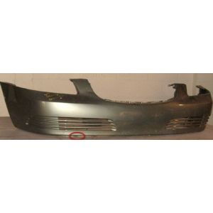 BUICK LUCERNE FRONT BUMPER COVER PRIMED (WO/FOG)(w/ holes for mount AIR DAM) OEM#20827013 2006-2011 PL#GM1000822-
