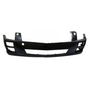 CADILLAC STS/STS-V FRONT BUMPER COVER PRIMED (STS)(W/HEAD/LAMP Washer)**CAPA** OEM#19178893 2008-2011 PL#GM1000854C