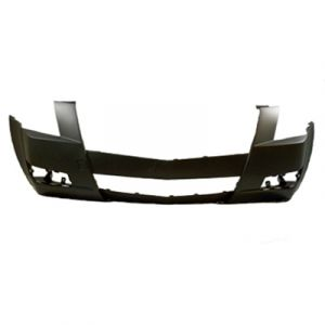 CADILLAC CTS SD 08-13/CTS-V SD FRONT BUMPER COVER PRIMED (WO/HEAD/LAMP WASHER)(CTS) **CAPA** OEM#25793663 2008-2013 PL#GM1000855C