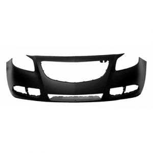 BUICK REGAL FRONT BUMPER COVER PRIMED (WO/TOW HOOK)(WO/TRIM PANEL)(EXC GS ) OEM#13243355 2011-2013 PL#GM1000923