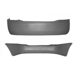 SATURN ION REAR BUMPER COVER PRM(SD) (W/O Special Edition) OEM#22698403 2003-2007 PL#GM1100666