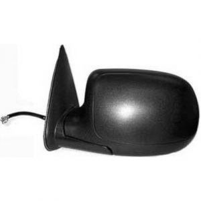 GM TRUCKS & VANS YUKON DENALI/YUKON XL DENALI (GMC) _(USE PART# 337163Q) DOOR MIRROR LEFT POWER/HEATED (W/LAMP & BLACK GRAINED)(M-FOLD) OEM#15056061 2001-2002 PL#GM1320247