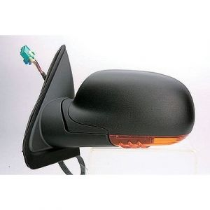 BUICK RAINIER DOOR MIRROR LEFT POWER/HEATED (W/MEMORY)(M-FOLD)(CLEAR LAMP)PTD OEM#15810881 2004-2007 PL#GM1320348