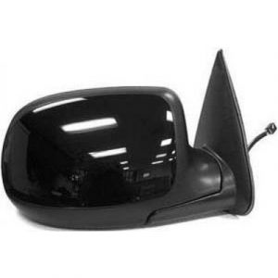 GM TRUCKS & VANS YUKON/YUKON XL (GMC) DOOR MIRROR RIGHT PWR/HTD/PUDDLE LAMP (PTD CVR) OEM#88986366 2000-2002 PL#GM1321252