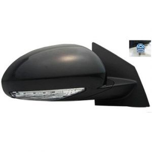 BUICK ENCLAVE DOOR MIRROR RIGHT PWR/HTD(W/SIGNAL)(W/O MEMORY) OEM#25867091 2008-2017 PL#GM1321380