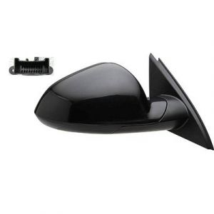 BUICK REGAL DOOR MIRROR RIGHT POWER/HEATED (WO/SIGNAL)(PTM COVER) OEM#22855374 2011-2013 PL#GM1321434