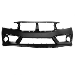 HONDA CIVIC CP FRONT BUMPER COVER PRIMED (EXC Si) OEM#04711TBAA00ZZ 2016-2018 PL#HO1000306