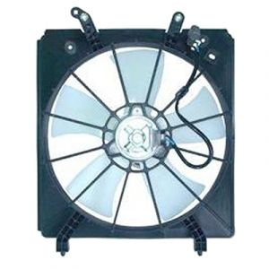 ACURA CL (3.2CL) RADIATOR FAN ASSEMBLY (EXC TYPE S MODEL) OEM#19015P8CA01-PFM 2001-2003 PL#HO3115111