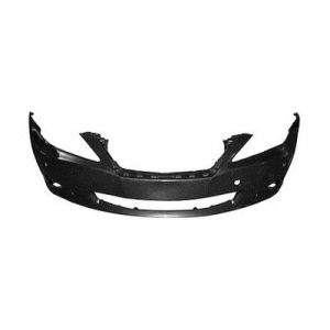 LEXUS IS 250/350 (SD) FRONT BUMPER COVER PRIMED (W/ SENSOR)(WO/WASHER) OEM#5211953946 2009-2010 PL#LX1000206