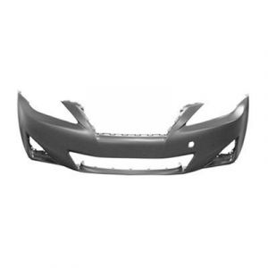 LEXUS IS 250/350 (SD) FRONT BUMPER COVER PRIMED (WO/WASHER)(WO/SENSOR) **CAPA** OEM#5211953979 2011-2013 PL#LX1000212C