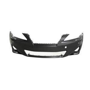 LEXUS IS 250/350 (SD) FRONT BUMPER COVER PRIMED (W/ WASHER)(W/ SENSORS)**CAPA** OEM#5211953982 2011-2013 PL#LX1000216C
