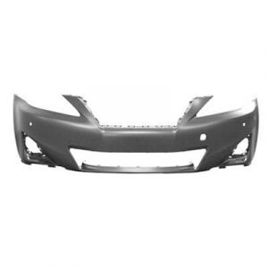 LEXUS IS 250/350 (SD) FRONT BUMPER COVER PRIMED (WO/WASHER)(W/ SENSORS) **CAPA** OEM#5211953980 2011-2013 PL#LX1000217C