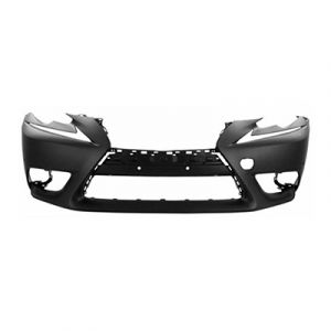 LEXUS IS 250/350/200t/300 (SD) FRONT BUMPER COVER PRIMED (WO/WASHER)(W/ SENSORS) (EXC F SPORT) *CAPA** OEM#521195E913 2014-2016 PL#LX1000263C