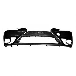 LEXUS IS 250/350/200t/300 (SD) FRONT BUMPER COVER PRIMED (W/ WASHER)(WO/SENSOR) (EXC F SPORT) OEM#521195E905 2014-2016 PL#LX1000264
