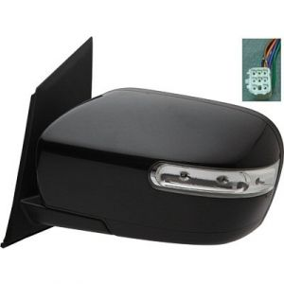 MAZDA CX-7 DOOR MIRROR LEFT POWER/HEATED (W/SIGNAL LAMP)(WO/BLIS) OEM#EG2769180APZ 2007-2012 PL#MA1320166