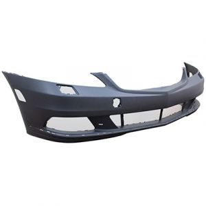 MERCEDES-BENZ S-CLASS SD (221) (EXC S400 HYBRID) FRONT BUMPER COVER PRIMED (WO/SPORT)(W/WASHER)(WO/SENSOR) (S350/S550/S600) OEM#22188058409999 2012-2013 PL#MB1000417