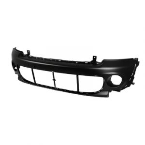 MINI COOPER CLUBMAN FRONT BUMPER COVER PRIMED (BASE MDL) **CAPA** OEM#51117268746 2011-2014 PL#MC1000112C