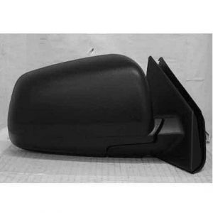 MITSUBISHI LANCER DOOR MIRROR RIGHT POWER/ NOT HEATED (W/ TXT COVER) OEM#7632A094 2008-2014 PL#MI1321129