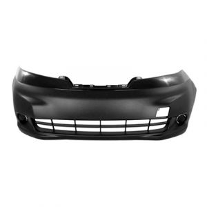 NISSAN(DATSUN) NV200 FRONT BUMPER COVER PRM/LWR-TXT (OE also for all painted) **CAPA** OEM#FBM223LM0J 2013-2017 PL#NI1000295C
