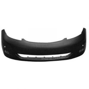 TOYOTA SIENNA FRONT BUMPER COVER PRIMED (W/PARK SENSOR) OEM#52119AE906 2006-2010 PL#TO1000324