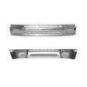 TOYOTA TUNDRA 00-06 FRONT BUMPER CHROME LOWER (STEEL BMP) OEM#521010C020 PL#TO1002170