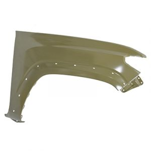 TOYOTA TACOMA FENDER RIGHT (W/ FENDER FLARE)(WO/AIR SMORKEL)**CAPA** OEM#5381104120 2016-2019 PL#TO1241262C