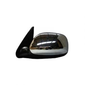 TOYOTA TUNDRA DOOR MIRROR LEFT POWER/ NOT HEATED (CHR)(Double Cab) OEM#879400C080 2003-2006 PL#TO1320228