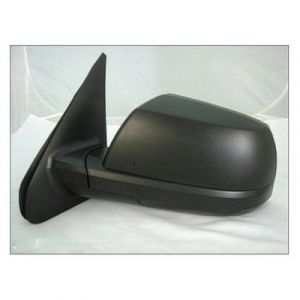 TOYOTA TUNDRA DOOR MIRROR LEFT MANUAL (TEXT)(W/O TOW) OEM#879400C191 2007-2013 PL#TO1320241