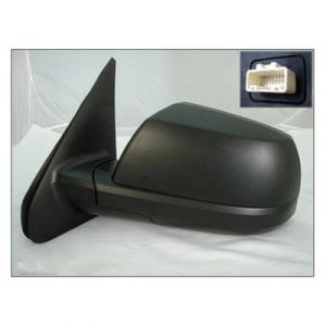 TOYOTA TUNDRA DOOR MIRROR LEFT POWER/ NOT HEATED (TEXT)(W/O TOW) OEM#879400C231 2007-2013 PL#TO1320242